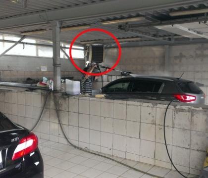 Volcano VR2 в автомойке купить оптом Cimbt.ru