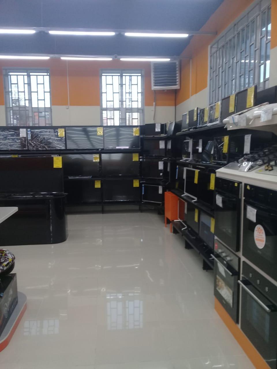 Пример использования Volcano VR2 в магазине бытовой техники. Купить в Москве Cimbt.ru